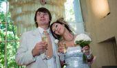 Discours de mariage drôles - de sorte que vous créer une ambiance de marié