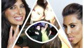 Kim Kardashian Twitter Pics 2013: Réalité étoile Adresses Illuminati rumeurs - «Je suis un chrétien» [PIC]