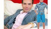 'Human Ken Doll' Rodrigo Alves Obtient chirurgie 35e
