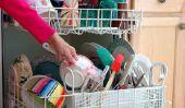 Lave-vaisselle ne pas absorber l'eau - Pour corriger le défaut