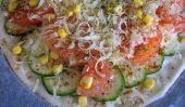 Cordierite pierre à pizza - afin de l'utiliser