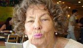 70 années - des conseils de maquillage pour les personnes âgées