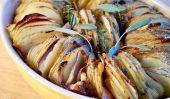 Croustillant rôti pommes de terre: Magnifique et oh-so-délicieux