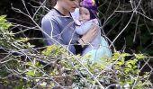 Bonne 3rd Birthday Seraphina Affleck!  Voir les photos de Seraphina depuis la naissance (Photos)