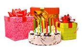 Les cadeaux en espèces pour le 18e anniversaire - un emballage d'origine