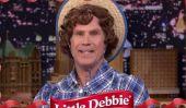 Will Ferrell joue Petite Debbie et nous donne envie de tous les petits gâteaux
