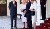"""Telenovelas en partie inspiré """"Downton Abbey,» révèle Créateur comme mexicaine Première Dame Meets Cast"""