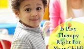 Est-thérapie par le jeu pour votre enfant?