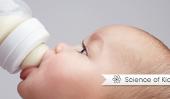 Ne Formula et solides Vraiment faire des bébés pour un meilleur sommeil?