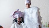 Noir Barbie et le mariage traditionnel nigérian Ken (Photos)