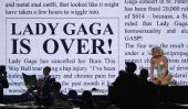 American Music Awards 2013: Lady Gaga et R. Kelly Donnez Performance controversé [VIDEO]