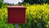Boîte aux lettres du Danemark - tant de succès le regard sur leur propre