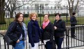 Ces adolescentes vont à la Maison Blanche à être reconnus pour leur app super serviable