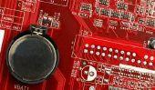 Réinitialiser les paramètres du BIOS - de sorte que vous allez