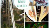 25 Wildest Diapositives eau dans le monde