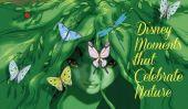C'est le printemps!  15 Moments Top Disney qui célébrer la nature