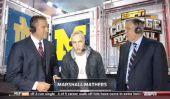 Eminem Nouvel Album 2013 Nouvelles Mise à jour: Rapper Excité à «rien» de la notice dit ESPN [VIDEO]