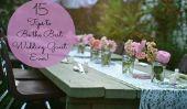 15 conseils pour vous aider à être le meilleur Invité de mariage jamais!
