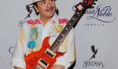 Rock and Roll Hall of Famer de Carlos Santana remporte American Book Award