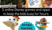 Préparez-vous pour la semaine de relâche!  5 étonnants Activités Disney en ligne pour les enfants