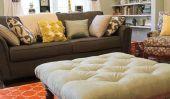 10 Impressionnant Idées ottomans bricolage