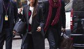 David et Victoria Beckham: élégante à Paris (Photos)