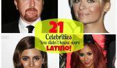 21 Célébrités Vous ne saviez pas Étaient Latino!  De Snooki à Louis CK