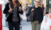 Naomi Watts est Non Diva: Elle est originaire Her Own Cab à New York!  (Photos)