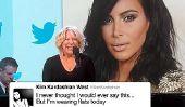Bette Midler chanter les tweets de Kim Kardashian est un beau moment nous avons tous besoin