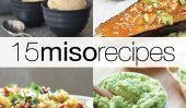 Allez au-delà de la Bowl!  15 Creative façons de cuisiner avec Miso