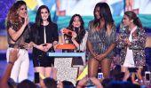 Premios Juventud 2015: Cinquième Harmony, Chino & Nacho, Chiquis Rivera, Pitbull et plus configuré pour exécuter