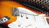 Amplificateurs pour guitares électriques - Conseils de sélection
