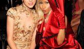 Taylor Swift et Nicki Minaj commerce Tirs sur Twitter Après VMA Snub Singer 'the pinkprint'