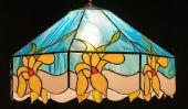 Abat-jour construire vous-même - des idées pour lampes de salle des enfants inhabituelles