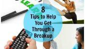 8 conseils pour vous aider à traverser une rupture