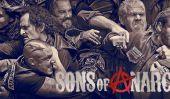 """""""Sons of Anarchy"""" Saison 7 Première, Cast Nouvelles, & Rumeurs: Début de la production Officiellement, créateur Kurt Sutter souhaite bonne chance à l'équipage"""