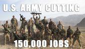 US Army pour couper 150.000 offres d'emploi
