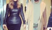 Kim Kardashian et Kanye West: marcher dans l'allée à Versailles?  (Photos)
