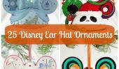 25 Ornements Disney avec une oreille pour Détail