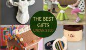 Les meilleurs cadeaux de moins de 100 $