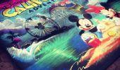 Chalk it Up sur Instagram Avec #DisneySidewalk