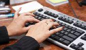 Caractères français - il suffit d'écrire sur le clavier allemand