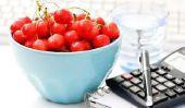 Compteur de calories en ligne - opération autant de succès