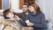 Enfant est malade - le tout à l'exemption, les prestations de maladie de l'enfant & Co