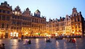Capitale de la Belgique - si bien réussi le tour de ville de Bruxelles