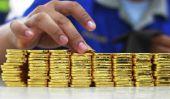 Top 10 pays avec plus grandes réserves d'or en 2015
