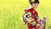 Coudre mode asiatique elle-même - comment cela fonctionne:
