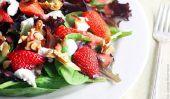 19 enfants en bonne santé Salade Recettes