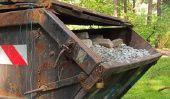Containers pour déchets de construction - que vous devriez considérer lors du remplissage