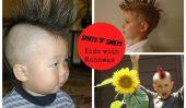 Spikes & Smiles: Photos de cool enfants avec Mohawks